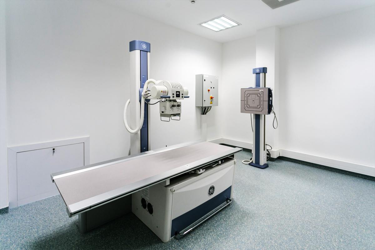 Röntgen vizsgálat ára